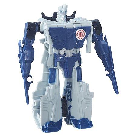 Трансформер Трансформеры Роботс-ин-Дисгайс Уан-Стэп Sideswipe B6807