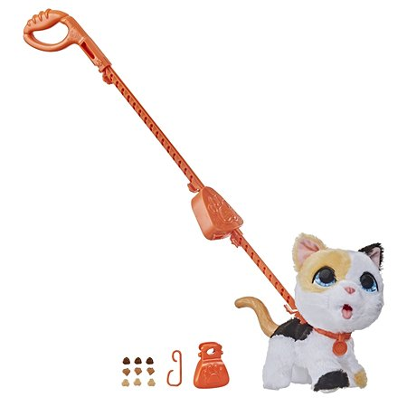 Игрушка мягкая FurReal Friends Шаловливый питомец Кошка большая E89465L0