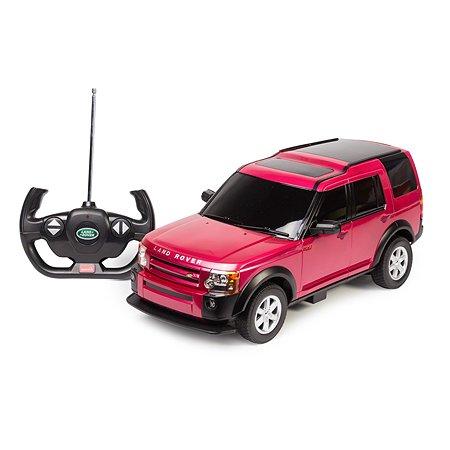 Машинка р/у Rastar Land Rover 1:14 красная