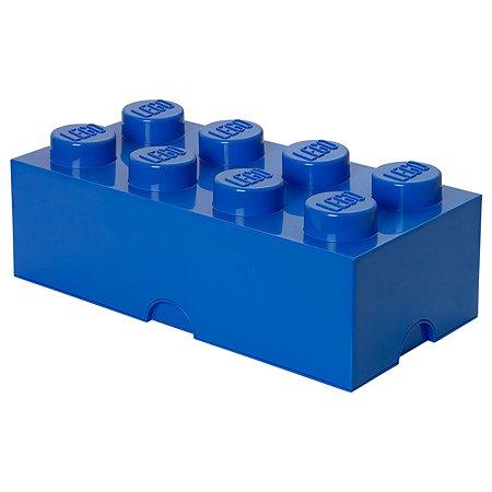 Система хранения LEGO 8 синий