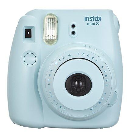 Фотоаппарат FUJIFILM Instax Mini 8 Голубой