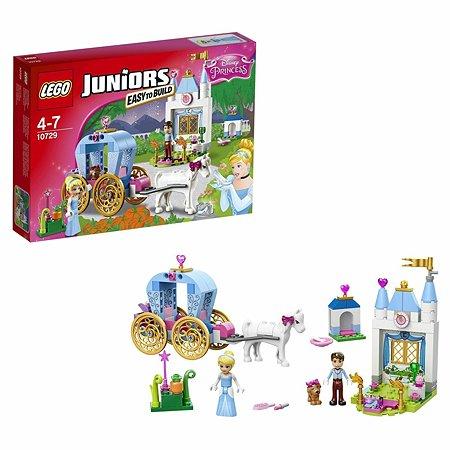 Конструктор LEGO Juniors Карета Золушки (10729)