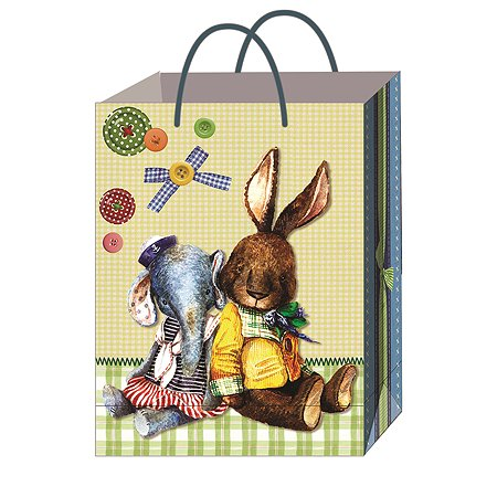 Подарочный пакет Magic Time Любимые игрушки