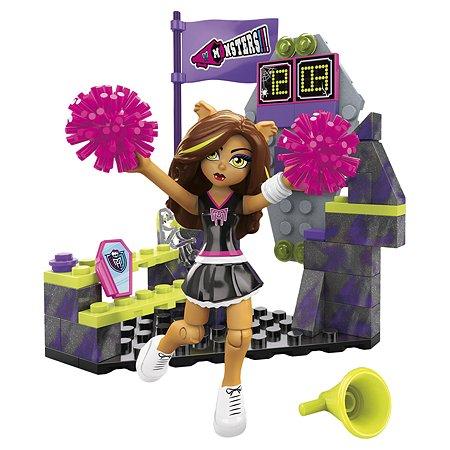 Фигурки Mega Bloks Monster High: группа поддержки