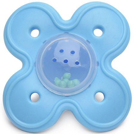 Прорезыватель Baby Go Цветок Blue S5-3650