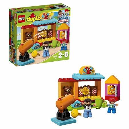 Конструктор LEGO DUPLO Town Тир (10839)