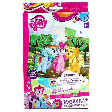Мозаика Чудо-творчество My little pony Пони