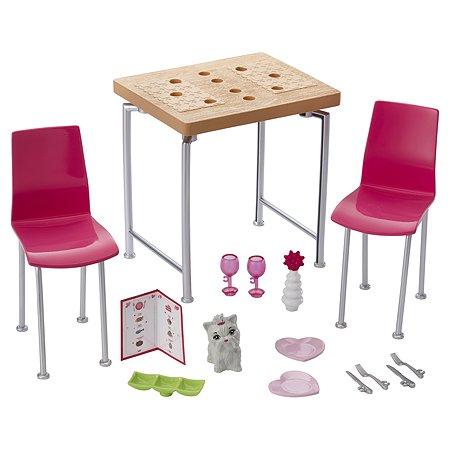 Набор мебели Barbie Отдых дома DVX45