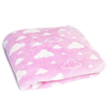 Плед Babyton Облака Розовый DMY21383/7RO