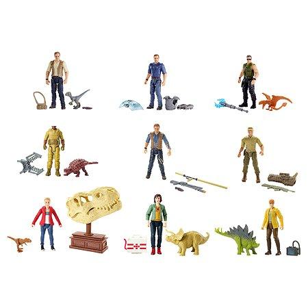 Фигурка Jurassic World Герои базовые в ассортименте