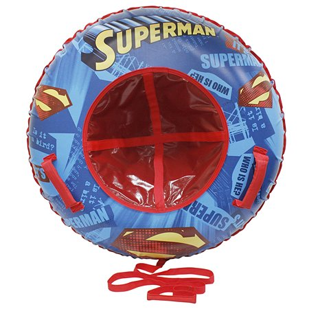 Тюбинг 1TOY WB Супермен резин.автокамера Т10464