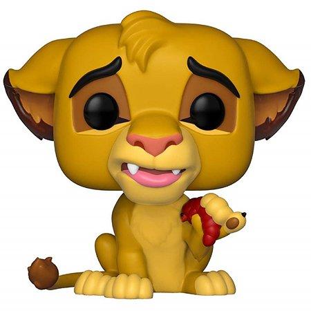 Фигурка Funko Pop vinyl Disney Король лев Simba Fun1814