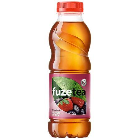 Чай черный FuzeTea Лесные ягоды 0.5л