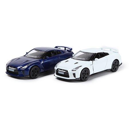 Машинка Mobicaro 1:32 Nissan GT-R R35 в ассортименте 544033
