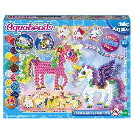 Набор Aquabeads Волшебные единороги 31918