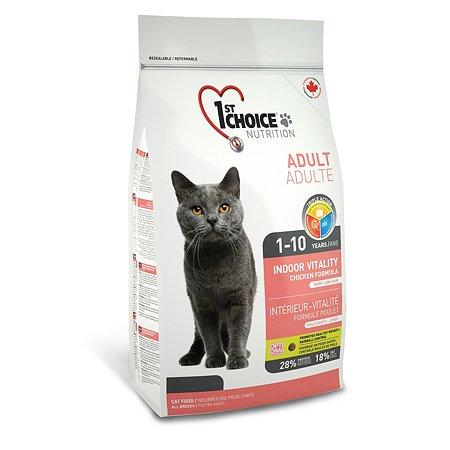 Корм для кошек 1st Choice Vitality цыпленок 5.44кг