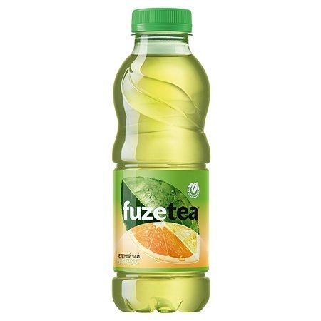 Чай зеленый FuzeTea цитрус 0.5л 1676702