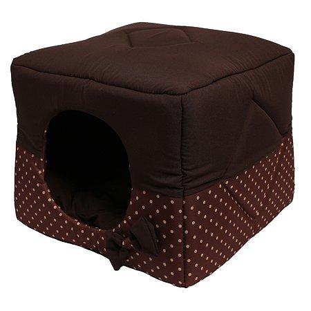 Кубик для кошек и собак LIONMANUFACTORY Трансформер Коричневый