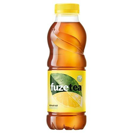 Чай черный FuzeTea лимон 0.5л 1750503
