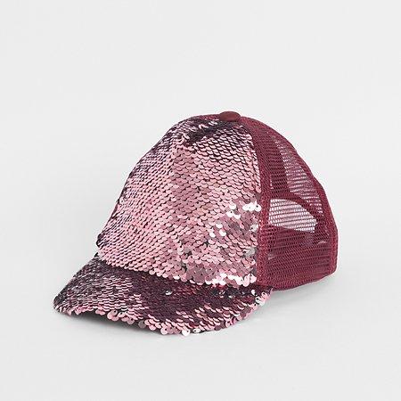 Бейсболка Coccodrillo розовая