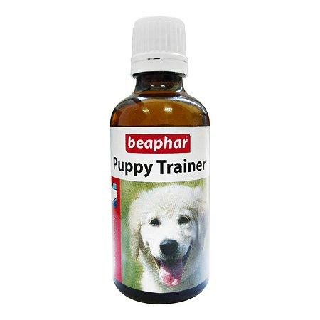 Средство для щенков Beaphar Puppy Trainer для приучения к туалету 50мл