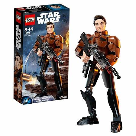 Конструктор LEGO Constraction Star Wars Хан Соло (75535)