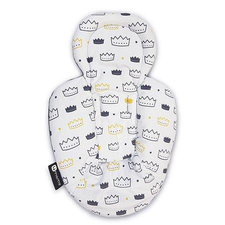 Вкладыш для качалки 4Moms Little Royal для новорожденных 2000753