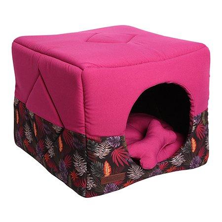 Кубик для кошек и собак LIONMANUFACTORY Трансформер Розовый