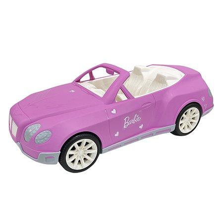 Машина для кукол Нордпласт Кабриолет Барби 297/1