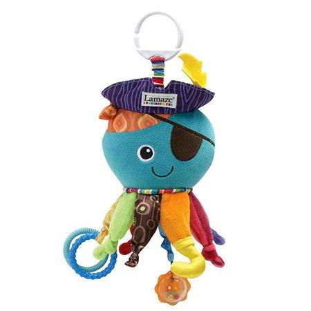 Развивающая игрушка Lamaze Капитан кальмар