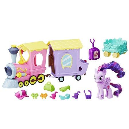 Набор My Little Pony Поезд дружбы B5363EU4