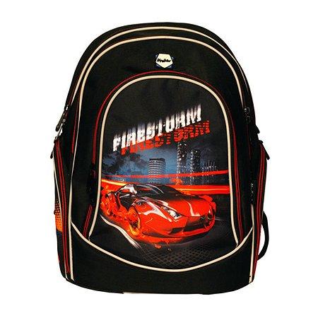 Рюкзак школьный Mag Taller Firestorm (черный)