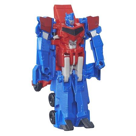 Трансформер Трансформеры Роботс-ин-Дисгайс Уан-Стэп Optimus Prime B6805