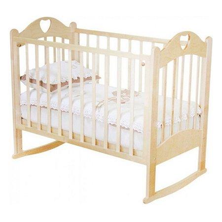 Кровать детская Красная Звезда (Можга) Любаша слоновая кость