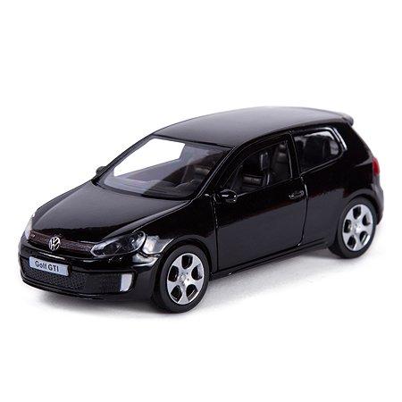 Машина Mobicaro 1:32 Volkswagen Golf GTI Черная