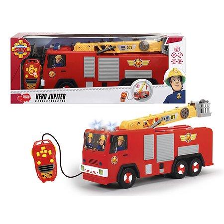 Пожарная машина д/у Fireman Sam Юпитер (свет/звук)