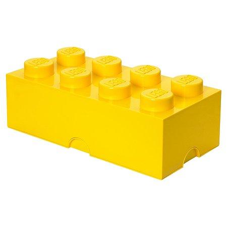 Система хранения LEGO 8 желтый