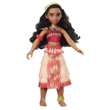 Кукла Princess Моана с музыкой