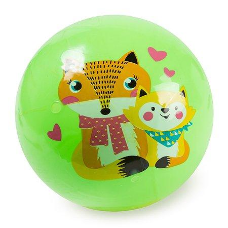 Мяч Kreiss 23 см Лисы
