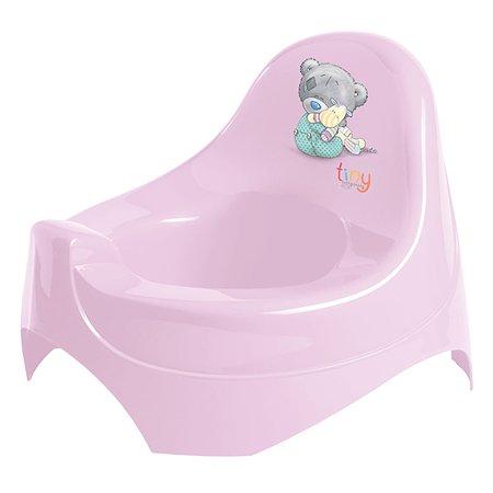 Горшок Пластишка детский Розовый