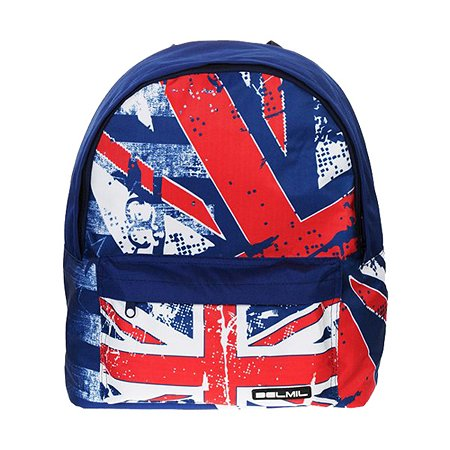 Рюкзак BELMIL English (синий)