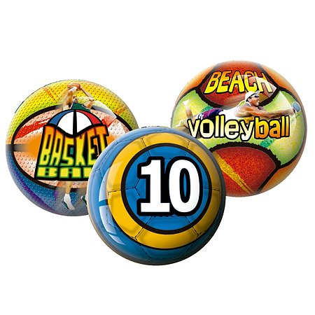 Мяч Unice Спорт 15 см в ассортименте