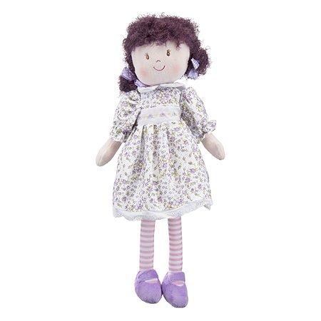 Кукла текстильная Мир Детства Настенка 50 см