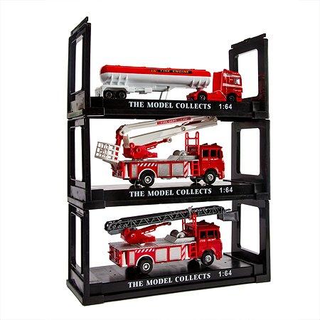 Набор Mobicaro MCGO Пожарная станция