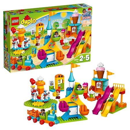 Конструктор LEGO DUPLO Town Большой парк аттракционов (10840)