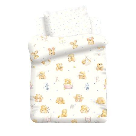 Комплект постельного белья Forever Friends Маленькие мишки