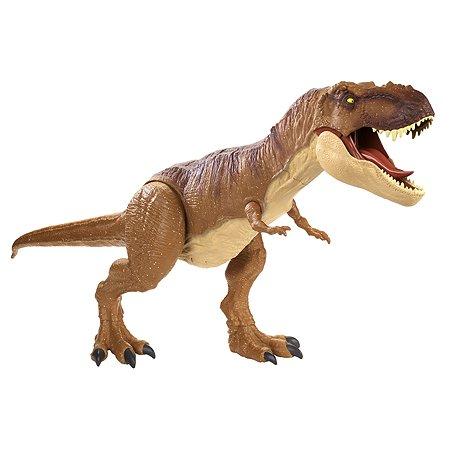 Фигурка Jurassic World Колоссальный динозавр Рекс