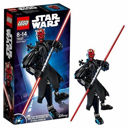 Конструктор LEGO Constraction Star Wars Дарт Мол (75537)