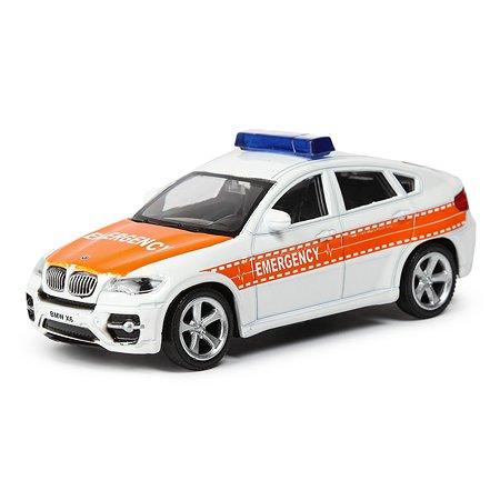 Машинка Mobicaro 1:43 BMW X6
