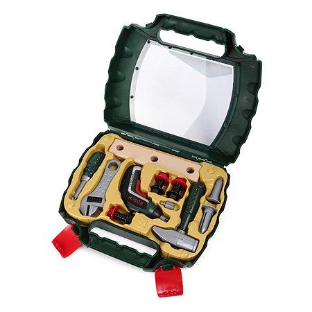Набор инструментов Klein Bosch с шуруповертом в кейсе 8394